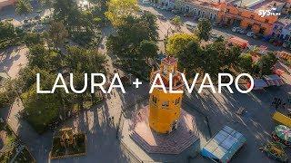LAURA + ALVARO WEDDING