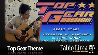 Baixar Top Gear Theme on Fingerstyle by Fabio Lima (GuitarGamer)