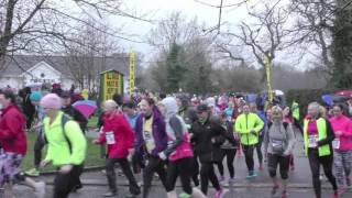 Belfast Telegraph Run Her - Delamont Park - 5k start