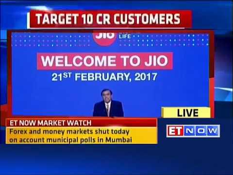 Jio has crossed 100mn user mark: Mukesh Ambani
