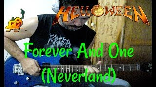 Helloween Forever and One Cover Guitar by Maykels221