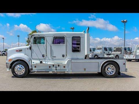 2007 PETERBILT 335 SCHWALBE HAULER - Transwest Truck Trailer RV (Stock #:  5U170340)