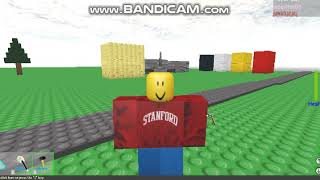 Roblox's Past (2007 year) (ROBLOX)