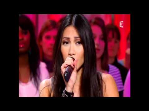 "Anggun & Patrick Fiori ""Message Personnel"" @ Chabada - France 3"