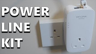 TP-Link AV2000 Powerline Starter Kit - Up to 2000 Mbps