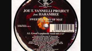 Joe T. Vannelli feat. Harambee - Sweetest day of may (Greed