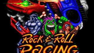 Rock N Roll Racing Paranoid By Black Sabbath