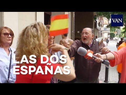 Momentos de tensión en la sede del PSOE tras ganar Pedro Sánchez la moción de censura