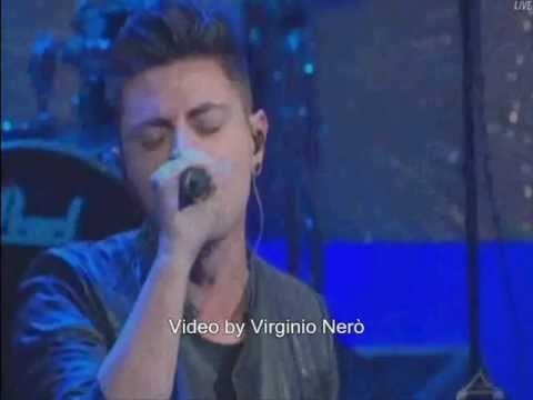 Virginio Simonelli - Hallelujah: LIVE @ Newspaper Game 2012