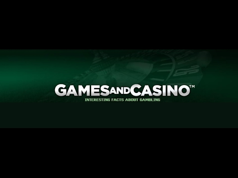 """Trailer """"Games and Casino Channel"""""""