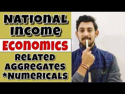 National income | economics | class - 12