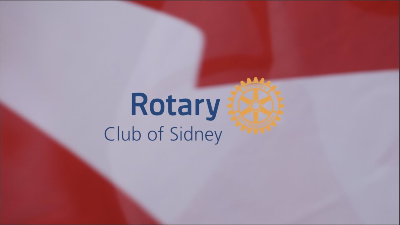 Sidney Rotary Club 25th Anniversary