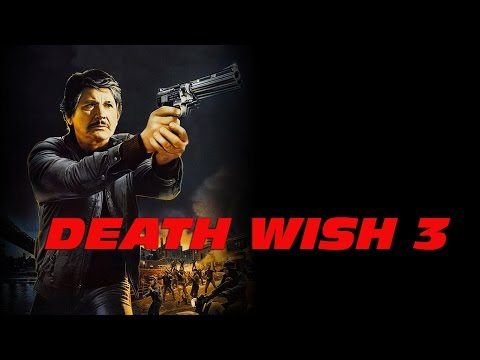 Death Wish 3 (1985) Charles Bronson - Deborah Raffin - Lauter - Michael Winner - DVD Fan Commentary