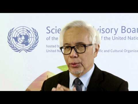 Interview with Prof Dr Abdul Hamid Zakri, Malaysia