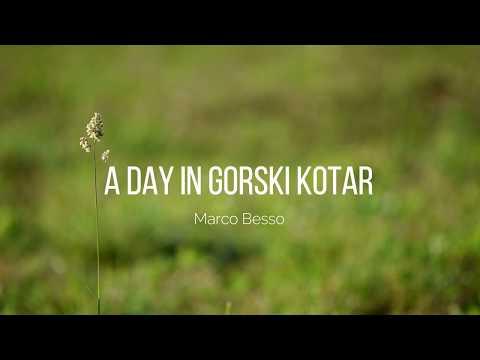 A day in Gorski Kotar, Croatia