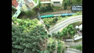 N scale Model Train Layout 3
