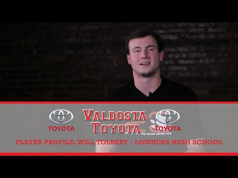 Will Tolbert - Lowndes High School Football