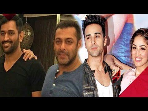 Salman Khan Welcomes Mahendra Singh Dhoni, Have Yami Gautam & Pulkit Samrat moved in together