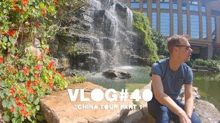 Armin VLOG #41: China Tour, Pt. 1