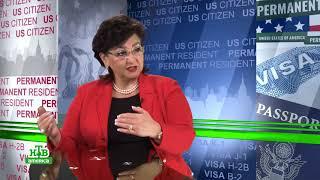 Нужна ли рабочая виза для получения грин карты?