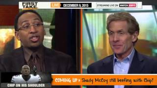 New ESPN First Take - Could Eagles cut DeMarco Murray