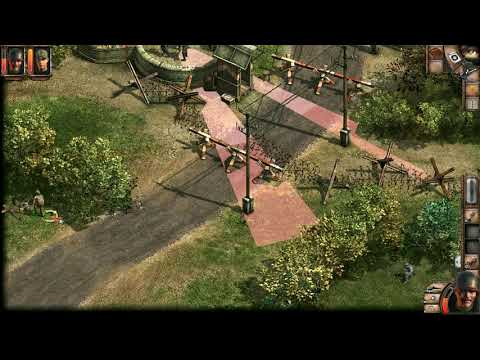 Commandos 2 - HD Remaster : 10 minutes play |