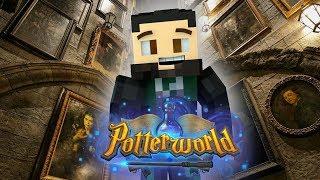 Minecraft   PotterworldMC Ep: 9 - DETENTION!