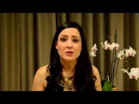 Natasha Q Bilingual Presenter (Arabic and English)