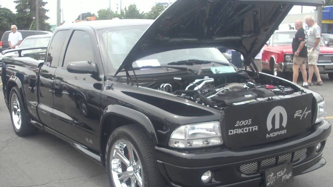 Dodge Dakota 3 9 V6 Tuning Youtube