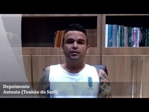 Tratamento com ibogaína IBTA - Depoimento Antônio (Tonhão do Surf ES)