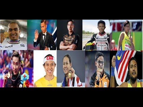 10 National Athletes Make Malaysia's Name Worldwide!