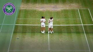 Juan Sebastian Cabal and Robert Farah win gentlemen's doubles at Wimbledon 2019