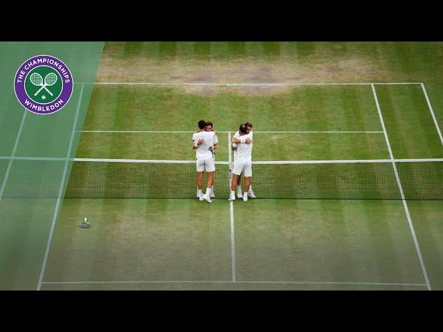 Juan Sebastian Cabal and Robert Farah win gentlemen's doubles at Wimbledon 2019