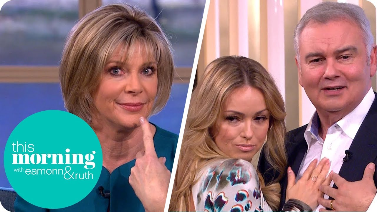 Watch Ruth Langsford reveals why she's really jealous' of Susannah Constantine video