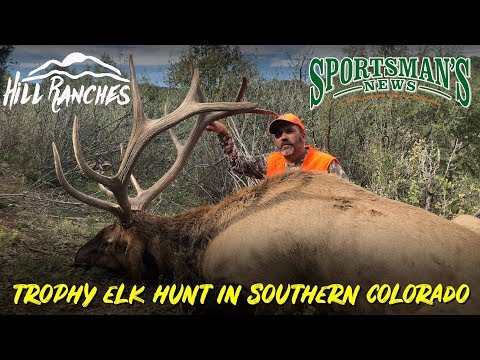 Hill Ranch Elk Hunt Show