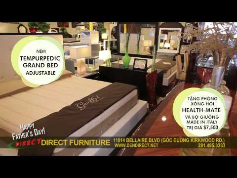 Direct Furniture Father's Day 2015 Sale