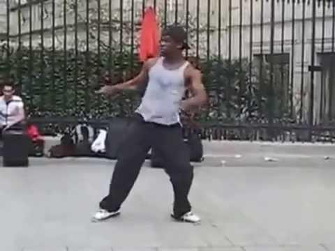 Amazing Human Robot Dance