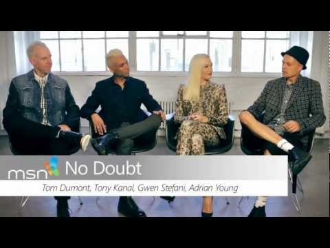 No Doubt: Interview for MSN