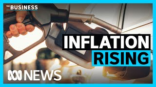 Inflation climbs on fuel and houses, pushing into RBA target range | ABC News