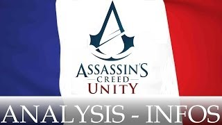 Repeat youtube video Assassin's Creed Unity - Infos, Analysis - First Impressions [HD]