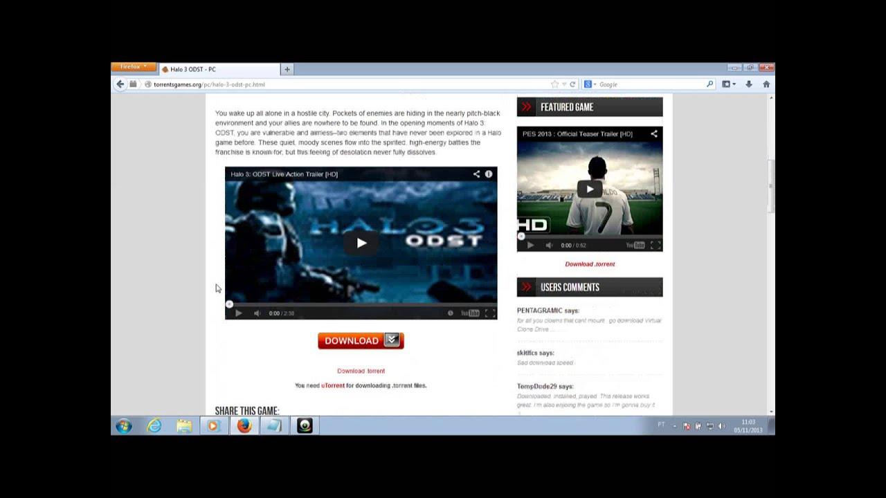 Halo 3 на pc скачать торрент на русском
