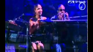 Stevie Wonder & Aisha Morris - The Girl from Ipanema