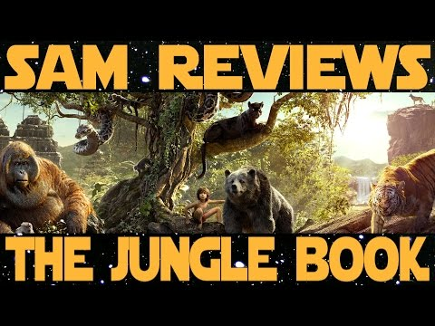 THE JUNGLE BOOK (Sam's Reviews)