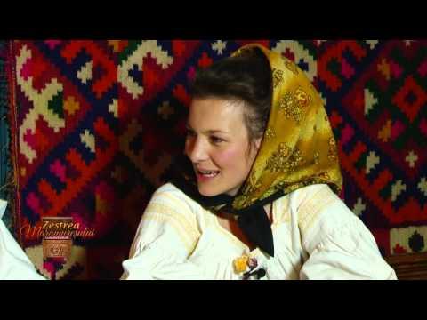 Zestrea Maramuresului- Cum se croieste o camesa traditionala din Tara Maramuresului sez 3 em 09 p4