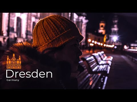 Cinematic Travel Video DRESDEN IN 6 MINUTES - GERMANY