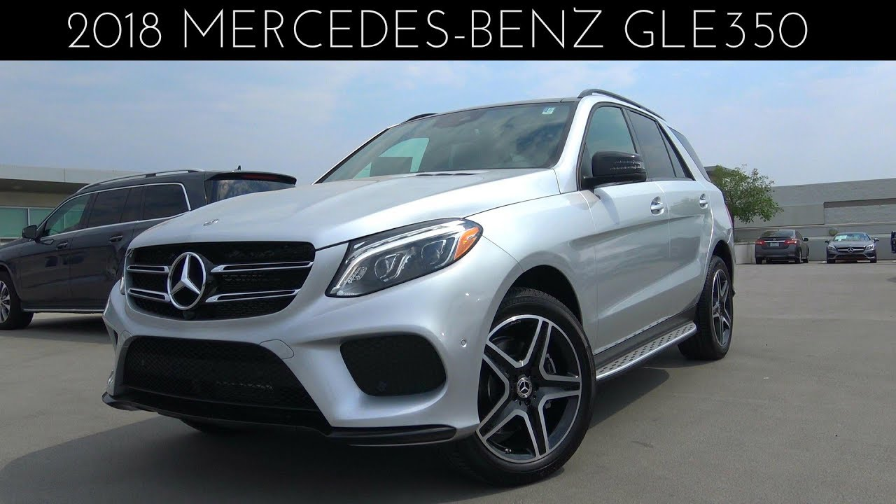 2018 Mercedes Benz Gle Cl Gle350 3 5 L V6 Review