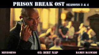 Prison Break OST Seasons 3 & 4 (03 Dirt Nap)