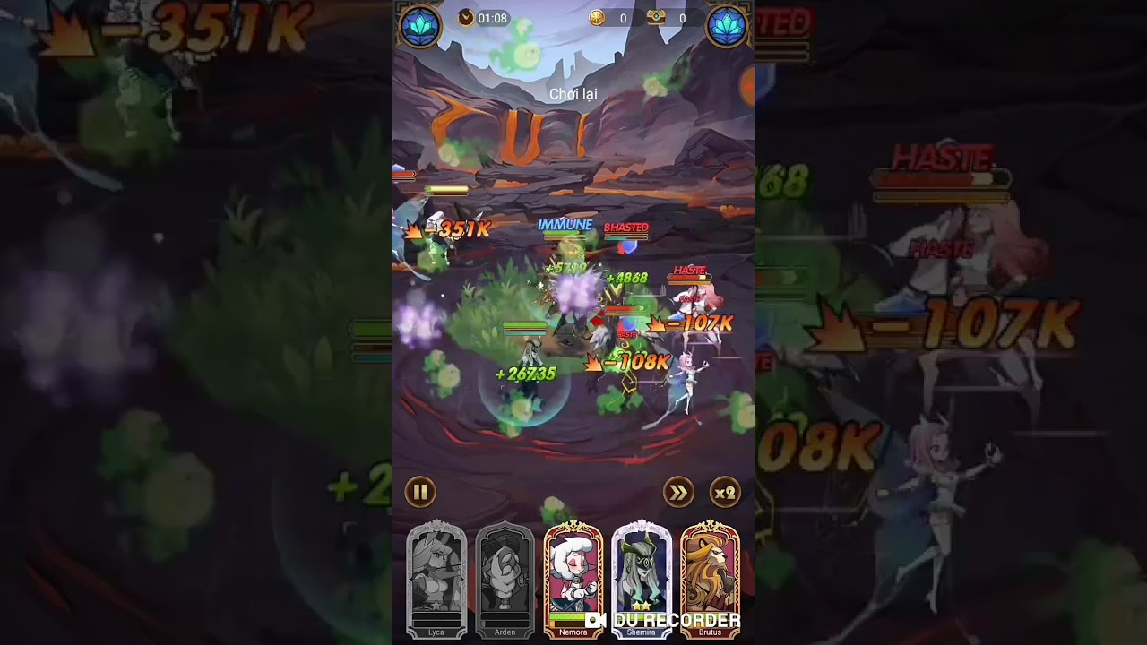 Afk arena 26-28 - YouTube