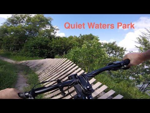 Quiet Waters Park Mountain Biking Park