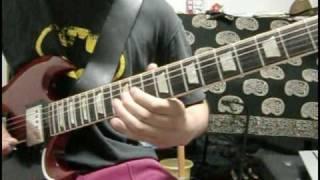 陰陽座の魔王載天より魔王を弾いてみました。結構ボリュームのある曲な...